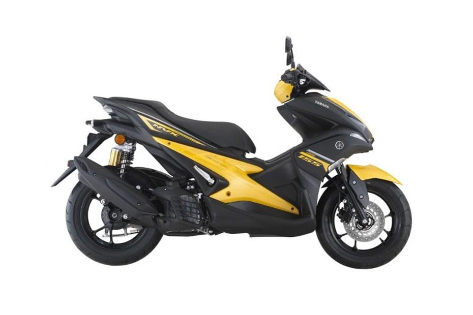 อัพเดทสีใหม่ Yamaha NVX 2020 เปิดตัวอย่างเป็นทางการในมาเลเซีย