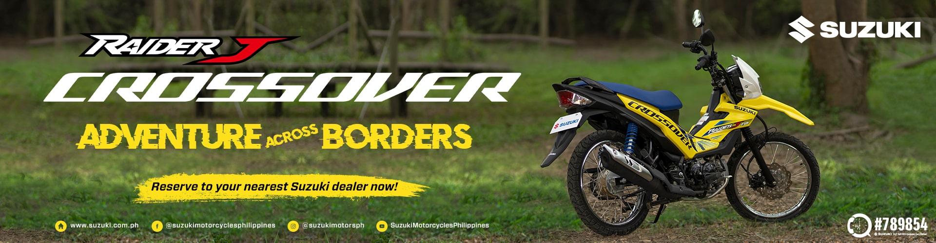 Raider J Crossover ปี 2020