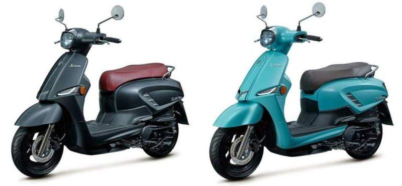 Suzuki Saluto 125 ปี 2020