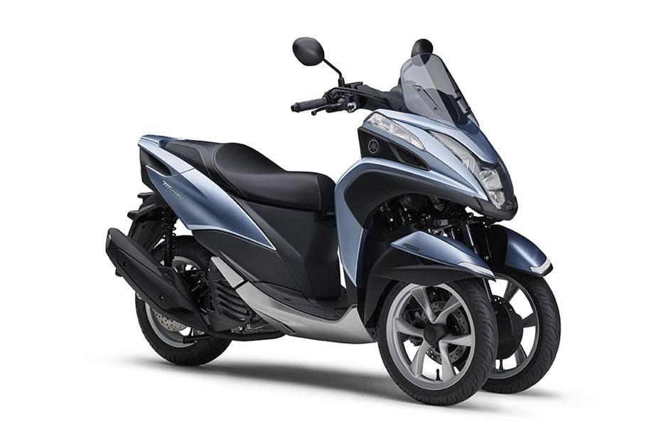 เผยข้อมูล Yamaha Tricity 125 2019 สกูตเตอร์ 3 ล้อสุดเท่