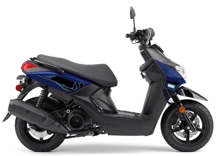 Yamaha Zuma 125 ปี 2020