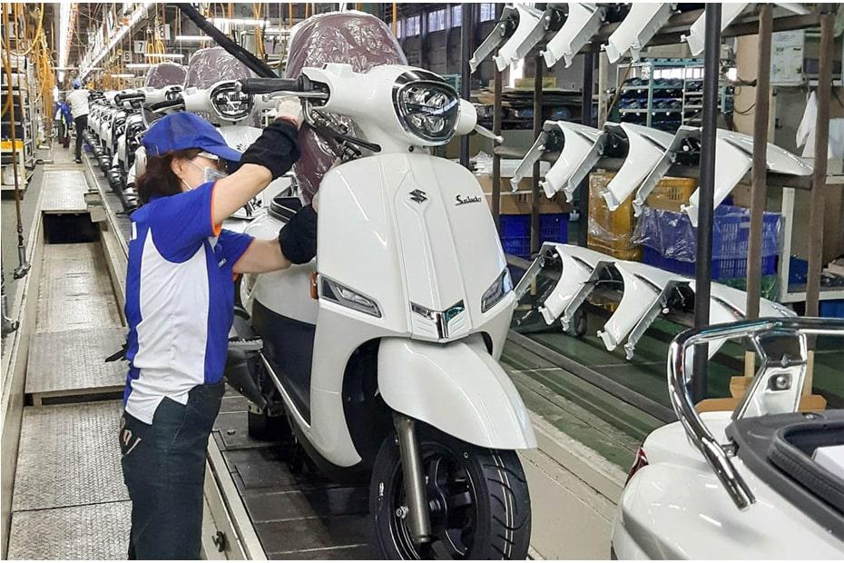 เผยข้อมูล Suzuki Saluto 125 ได้เริ่มผลิตมาดูเหมือนจะมีคุณสมบัติพิเศษที่ไม่เหมือนใคร