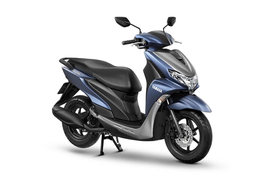 Yamaha Freego ข้อมูลสเปคราคา ตารางผ่อนดาวน์