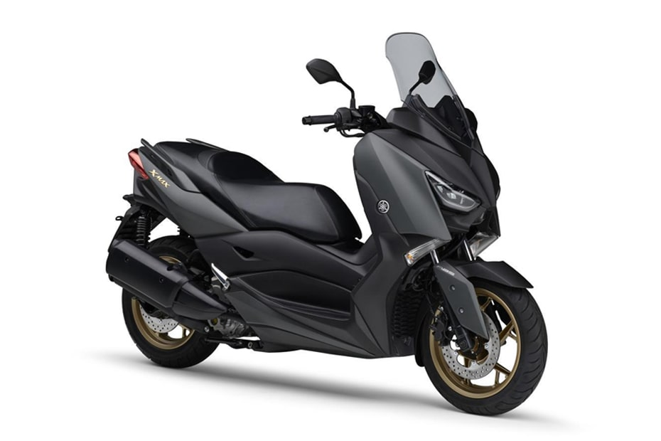สีใหม่ Yamaha XMAX ABS 2020 เปิดตัวในญี่ปุ่นเตรียมจำหน่ายราคา 654,500 เยน