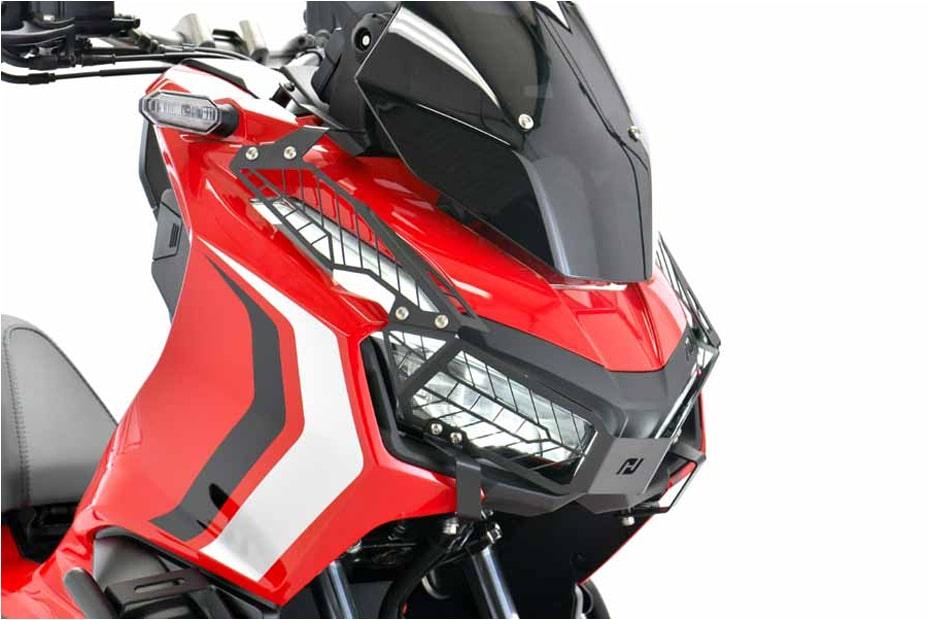 อุปกรณ์เสริม Honda ADV150 สไตล์ SUV จาก H2C