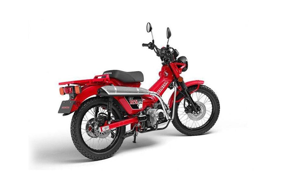 อัพเดทข่าว Honda CT125 2021 เกือบพร้อมสำหรับการผลิตเวอร์ชั่นจริง