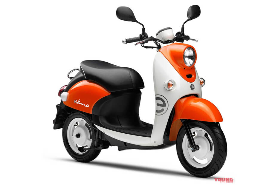 สีใหม่ Yamaha E-Vino 2020 เปิดตัวอย่างเป็นทางการในญี่ปุ่น