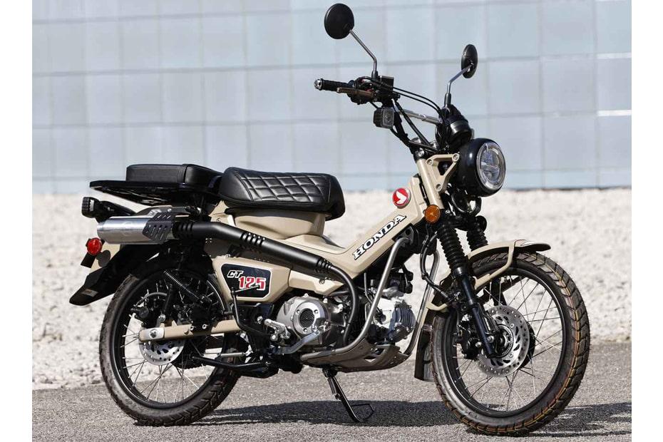 เปิดตัว Honda CT125 2020 Hunter Cub ในญี่ปุ่นราคา 440,000 เยน