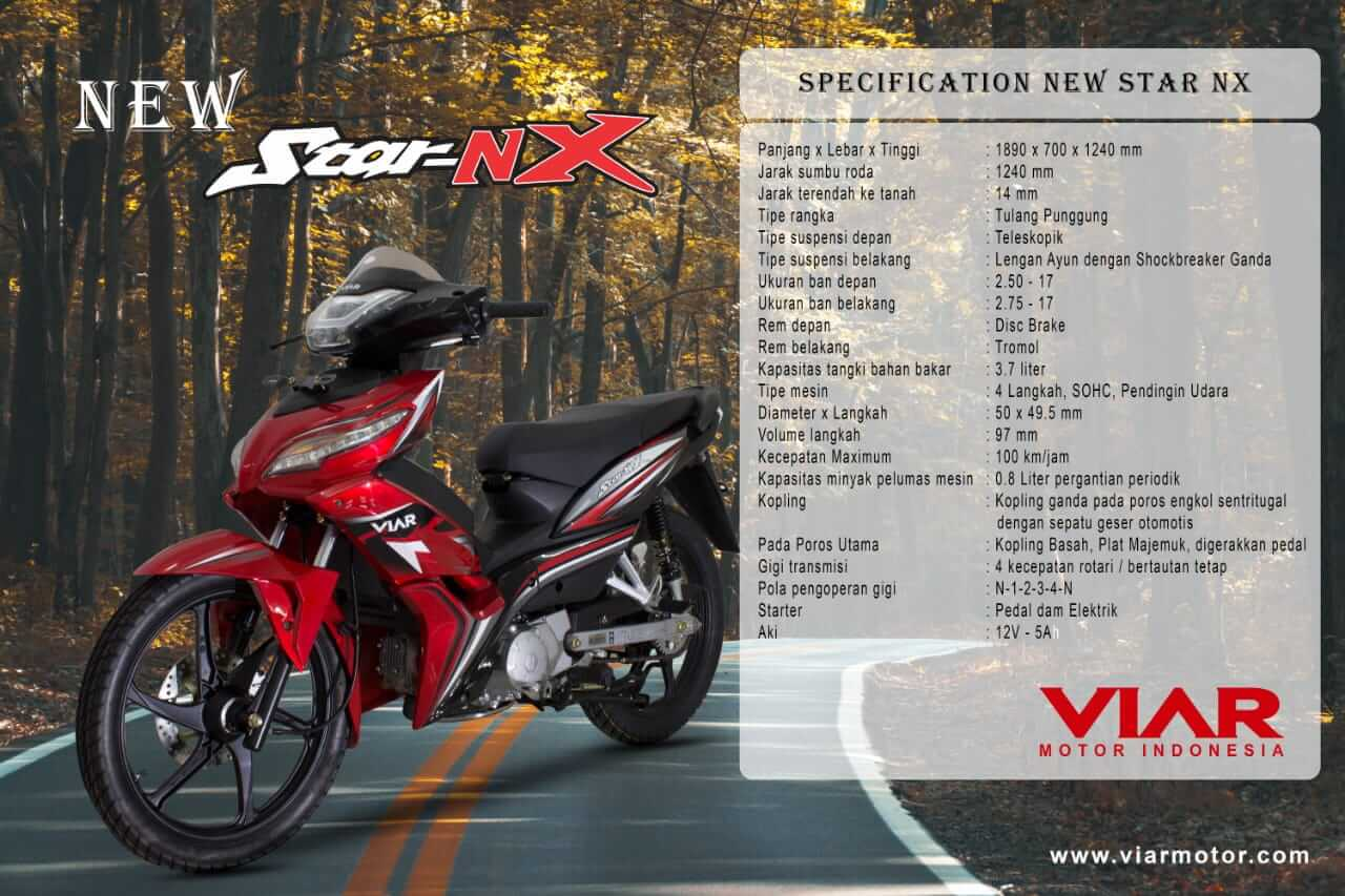 Star NX 2020
