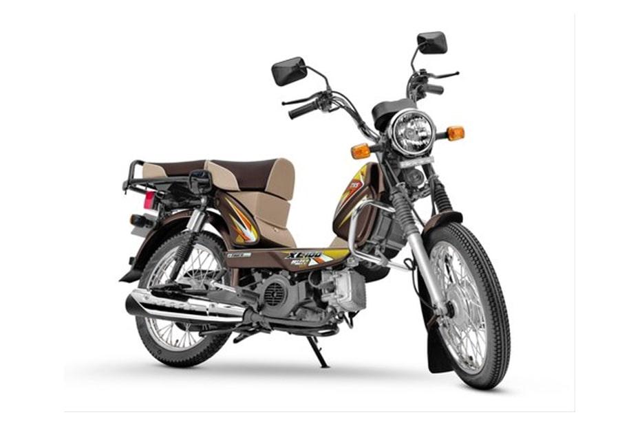 เปิดตัว TVS XL 100 BS6 ในประเทศอินเดียในราคา 43,889 รูปี