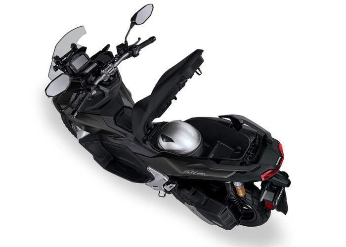 Honda ADV150 2021 ที่เก็บของใต้เบาะขนาด 27 ลิตร
