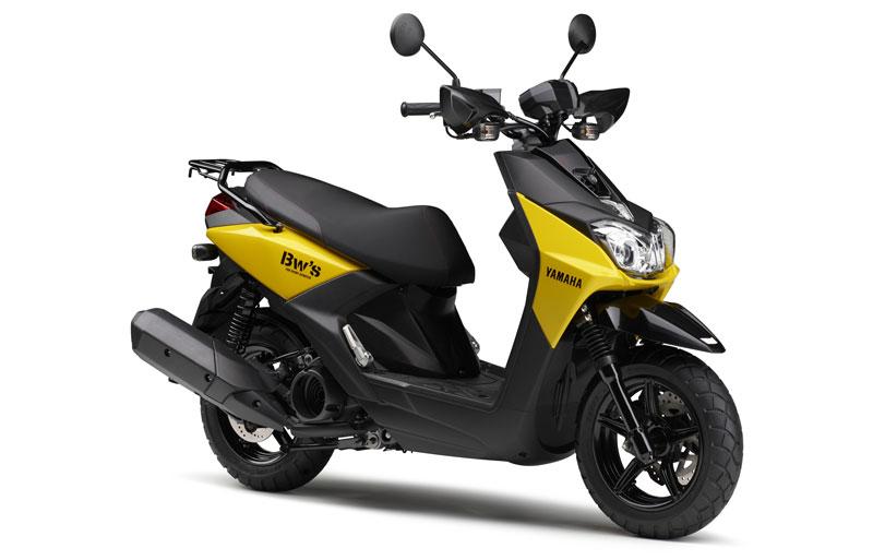 Yamaha BW'S125 2020 ที่เพิ่งเปิดตัวไปก่อนหน้านี้