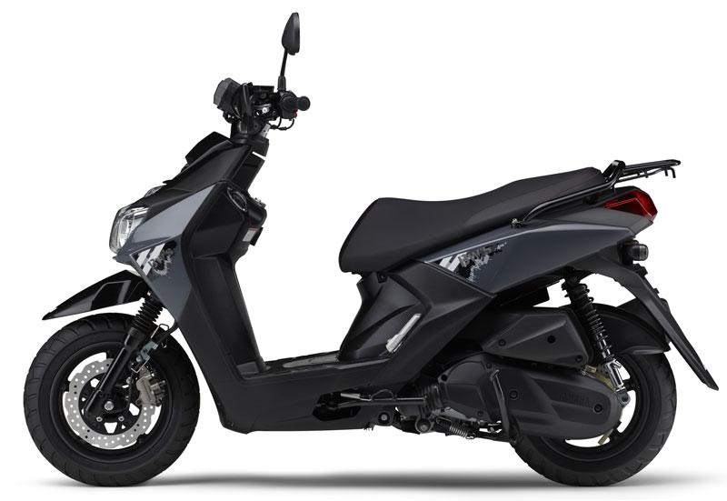 Yamaha BW'S125 2020 สีเทา