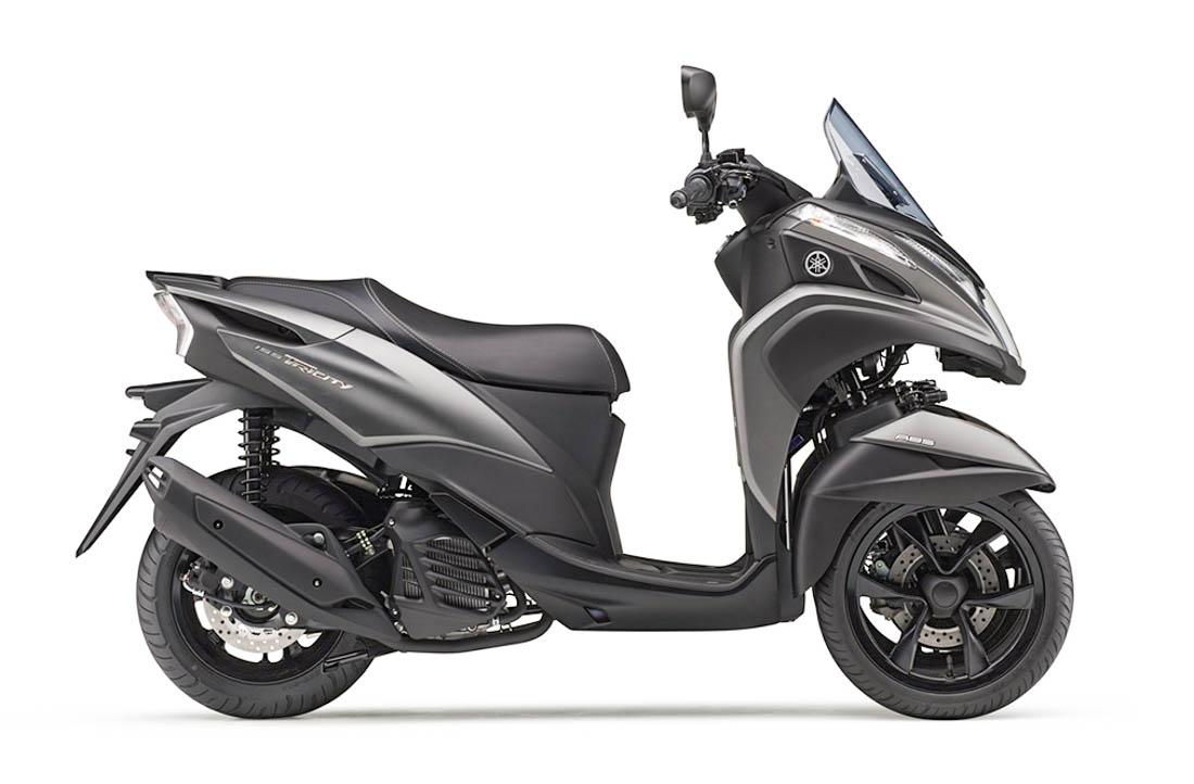 ยามาฮ่า Tricity 155 2020 สีดำ