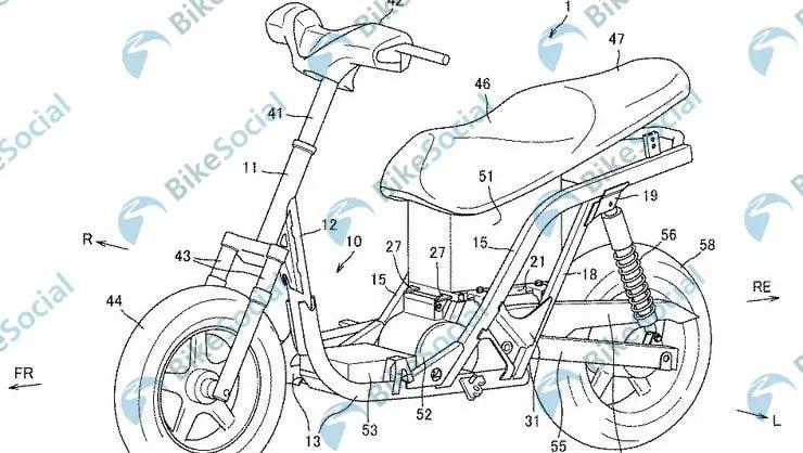 Suzuki India สกู๊ตเตอร์ไฟฟ้าซูซูกิ