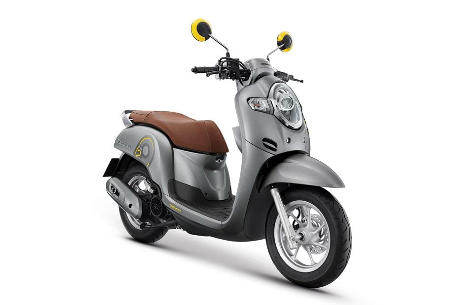 Honda เผยแผนพัฒนาสกูตเตอร์ Scoopy 125 และ 150cc ใหม่