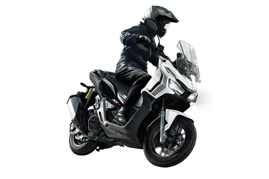 เปิดตัว Honda ADV150 2020 สีขาวใหม่ อย่างเป็นทางการที่ประเทศไทย