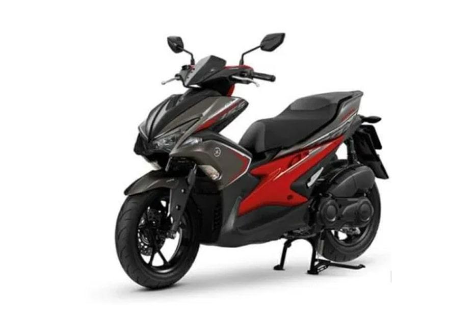 สกูตเตอร์แม็กซี่ Yamaha Aerox 155A VVA กับชื่อรุ่นของยามาฮ่าสิงคโปร์