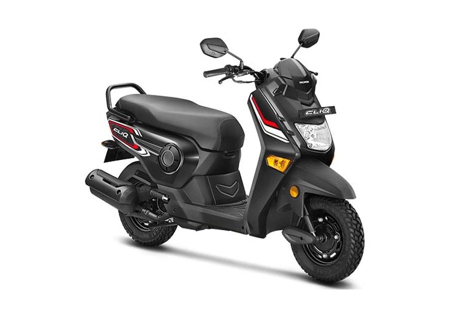 เว็บไซค์ ฮอนด้าอินเดีย ลบรุ่น Honda Cliq ออกจากเว็บไซค์อย่างเป็นทางการ