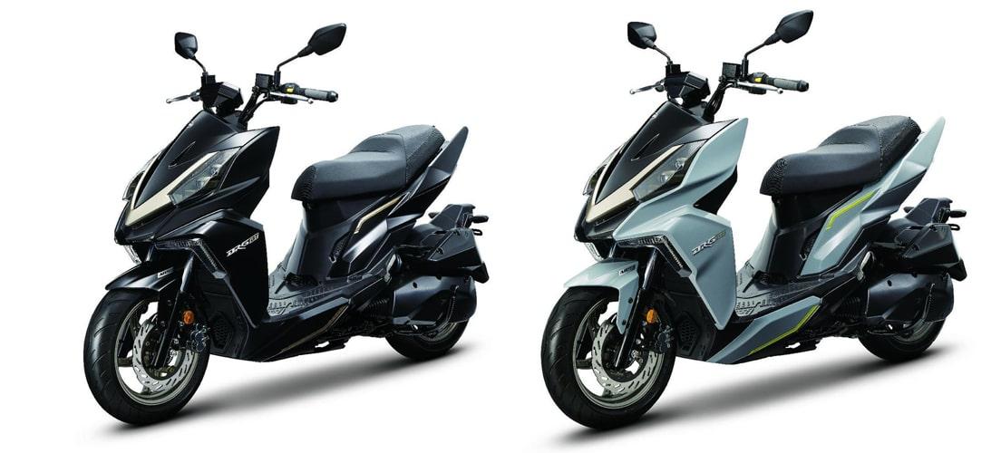 DRG BT 2020 สีดำและสีเทา