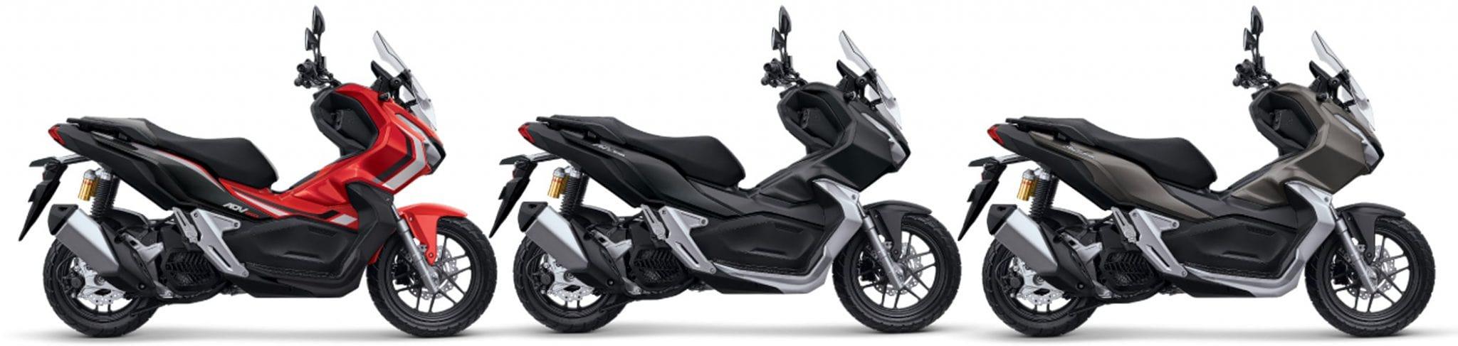Honda ADV 150 ปี 2019