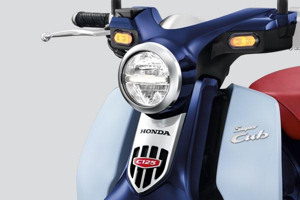 Honda C125 ไฟหน้า