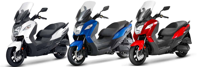 JOYMAX Z 250 2020 สีขาว-สีน้ำเงิน-สีแดง