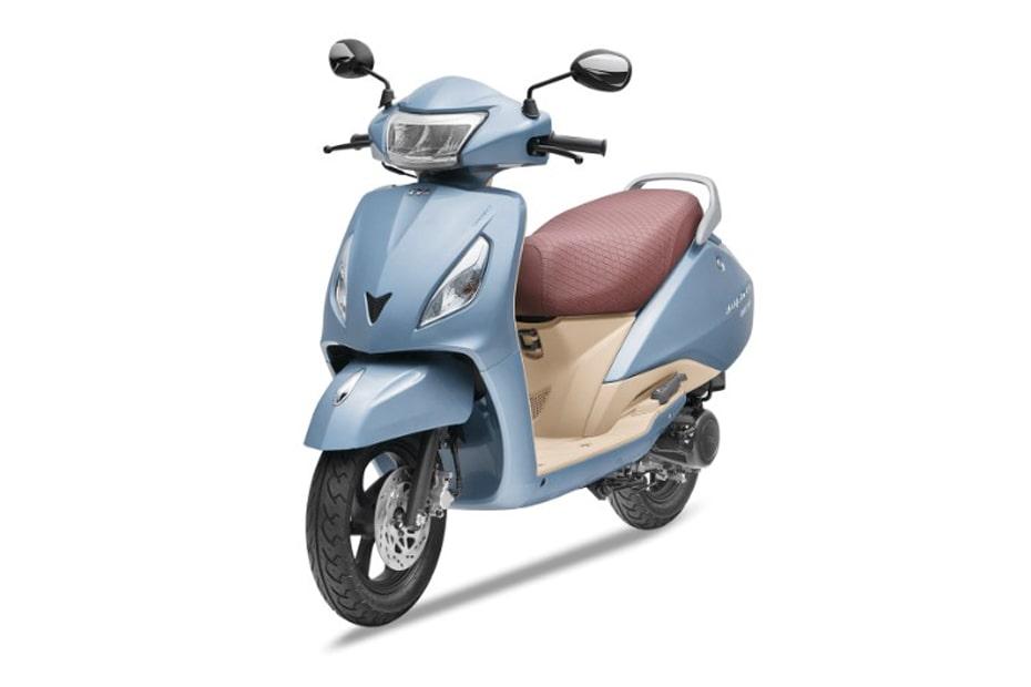 จักรยานยนต์รุ่น TVS Jupiter Grande edition ถูกลบออกจากเว็บไซต์อินเดียอย่างเป็นทางการ