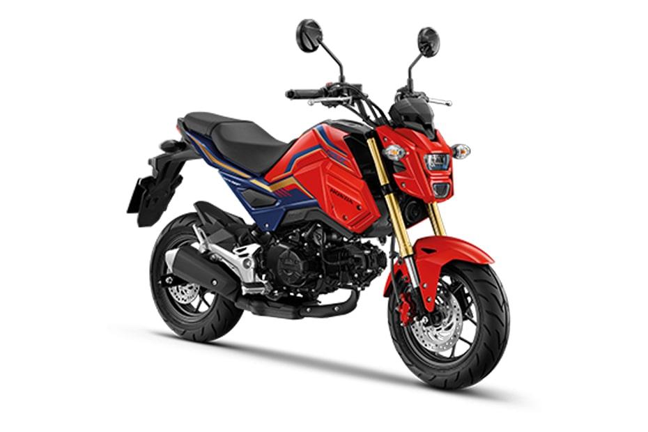 สีใหม่ Honda MSX125SF 2020 เพิ่มเทคโนโลยี G-Sensor เปิดตัวในไทย