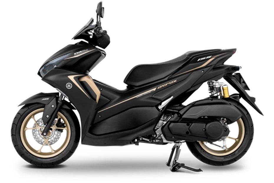 ยามาฮ่า แอร็อกซ์ 155 ปี 2021 รุ่น ABS สีดำ