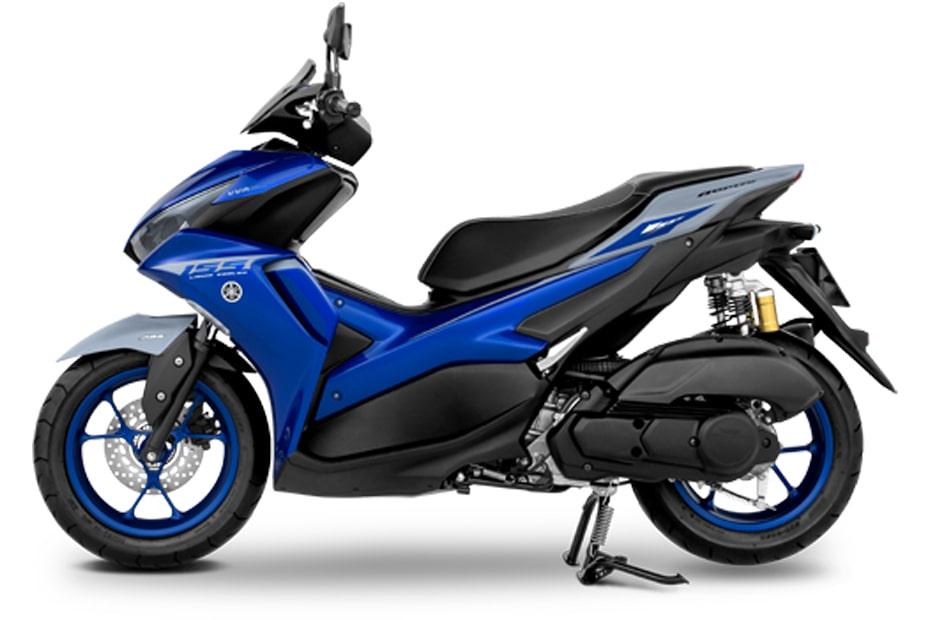 ยามาฮ่า แอร็อกซ์ 155 ปี 2021 รุ่น ABS สีน้ำเงิน