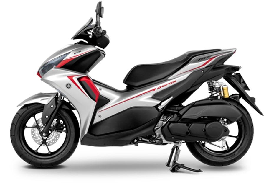 ยามาฮ่า แอร็อกซ์ 155 ปี 2021 รุ่น ABS สีเทา