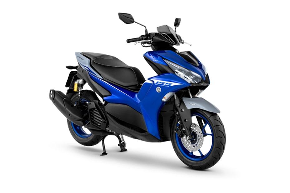 Yamaha Aerox 155 ข้อมูลราคา ตารางผ่อนดาวน์