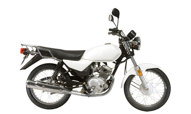ยามาฮ่า YB125 2020 สีขาว