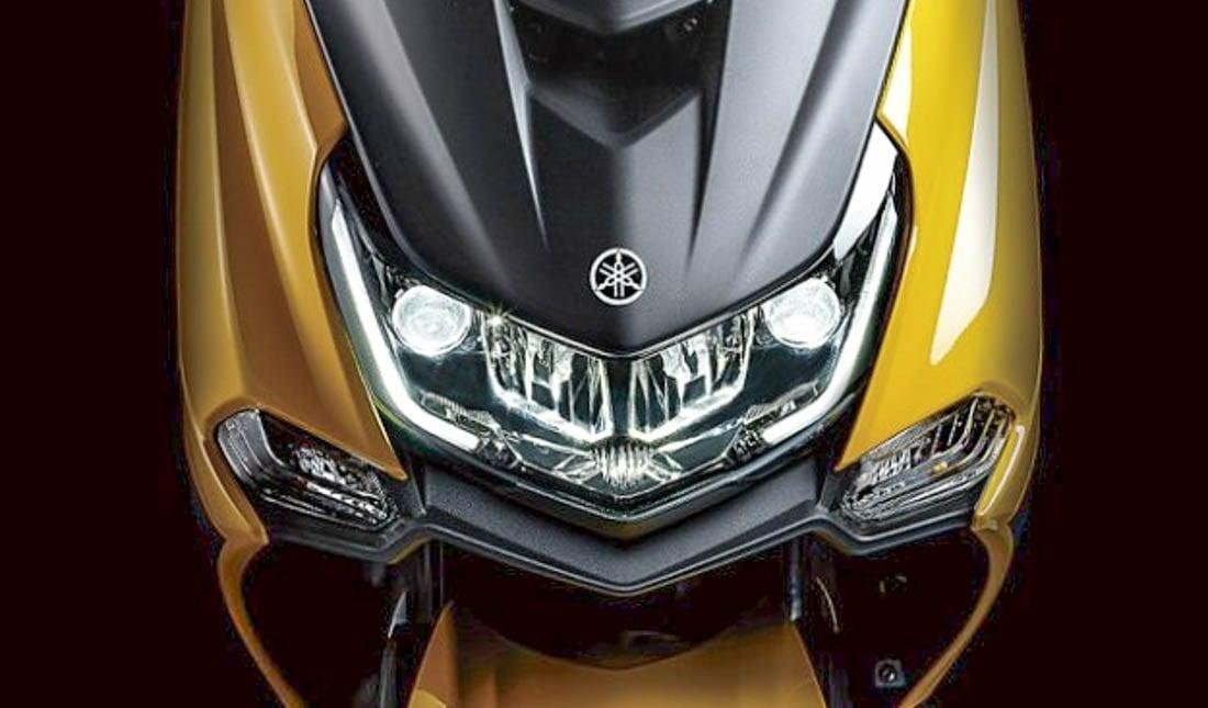 เรียกคืน Yamaha Majesty XC155 ไฟหน้า MAJESTY