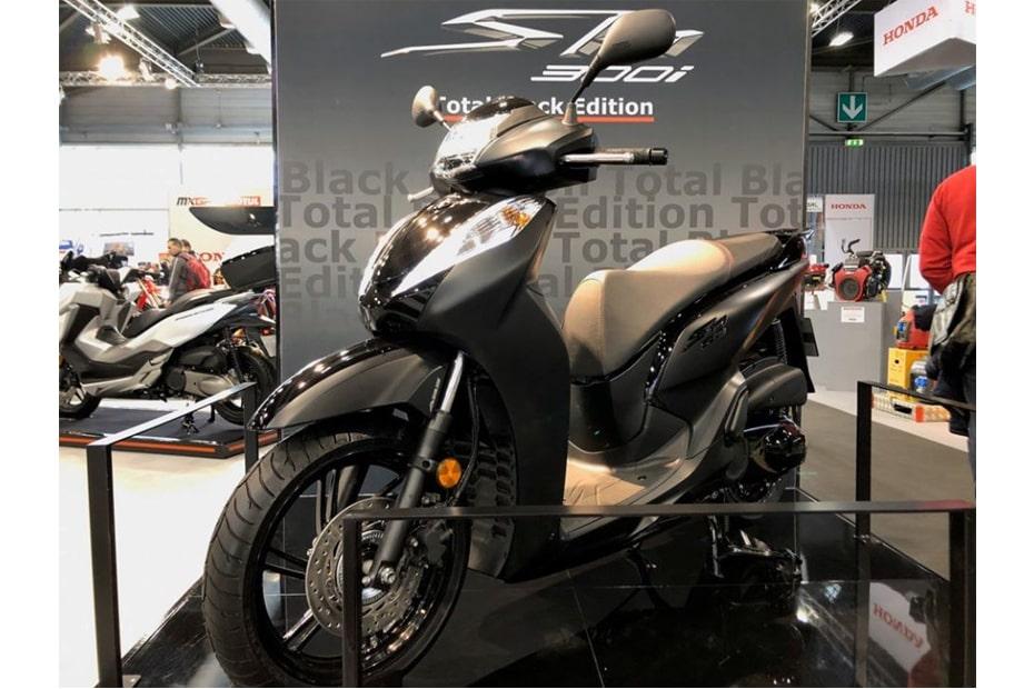 เผยรายละเอียด Honda SH300i Black Edition 2020 ในอิตาลี