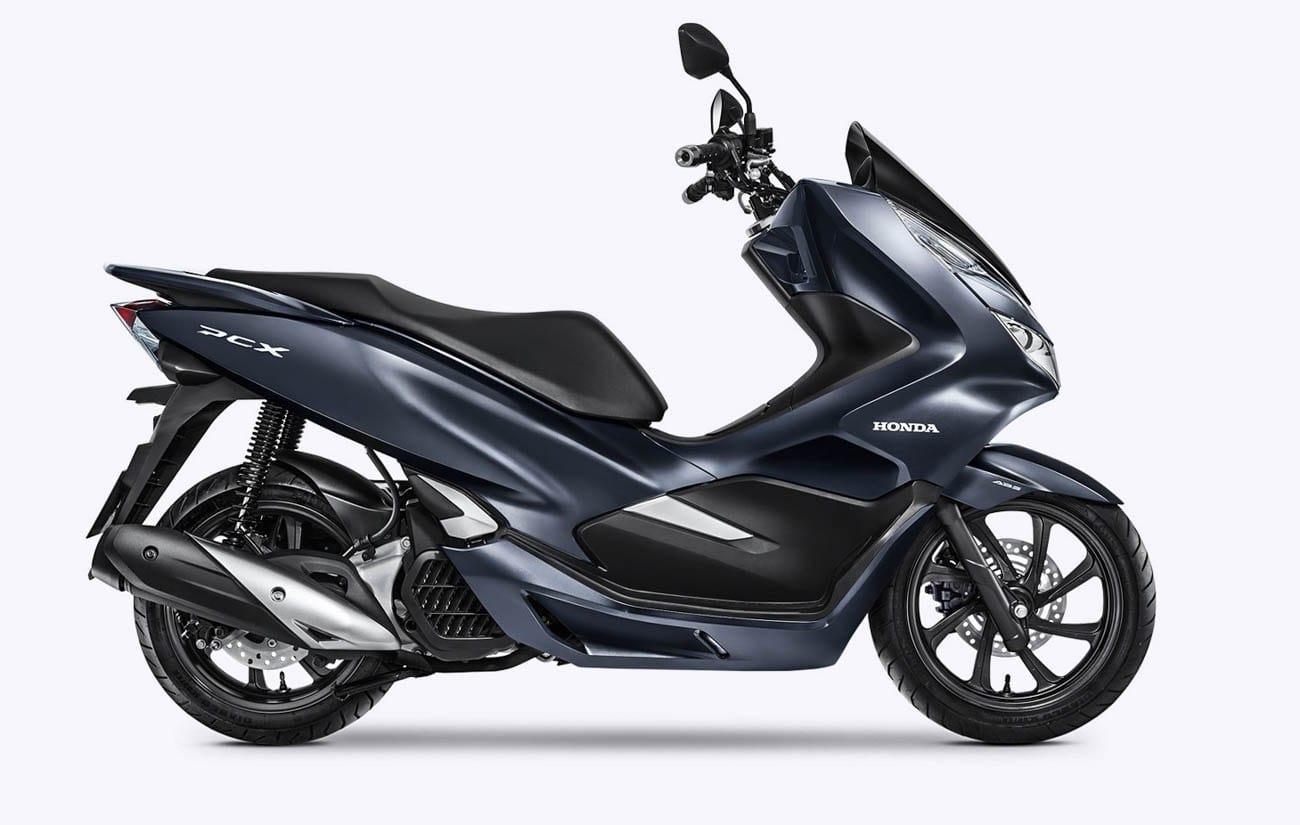 ฮอนด้า PCX 150 เวอร์ชั่น 2020 สีน้ำเงินเข้ม