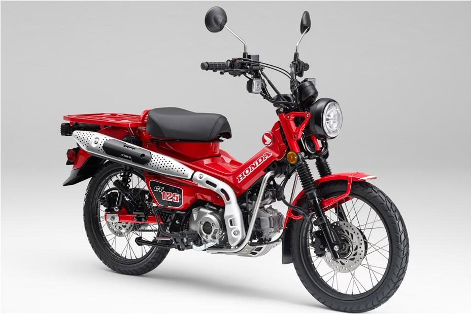 เตรียมหยุดการผลิต Honda CT125 Hunter Cub 2020 และการส่งมอบชั่วคราว