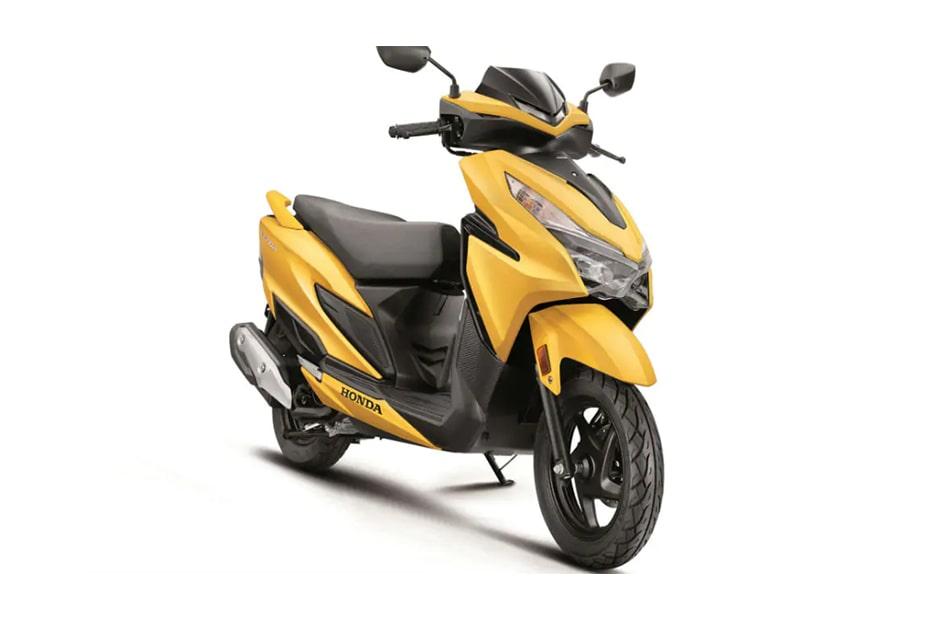เปิดตัว Honda Grazia 125 2020 อย่างเป็นทางการในประเทศอินเดีย