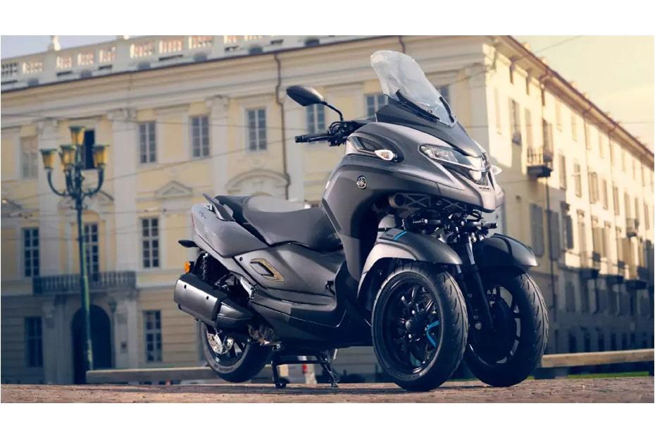 สกูตเตอร์ Yamaha Tricity 300 เปิดตัวในสหรัฐอเมริกา