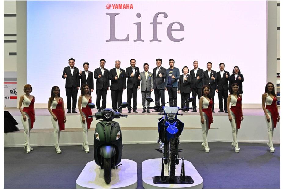 """ยามาฮ่า มอเตอร์ ฉลองครบรอบ 65 ปี มอเตอร์โชว์ 2020 ภายใต้แนวคิด """"Yamaha Life"""""""
