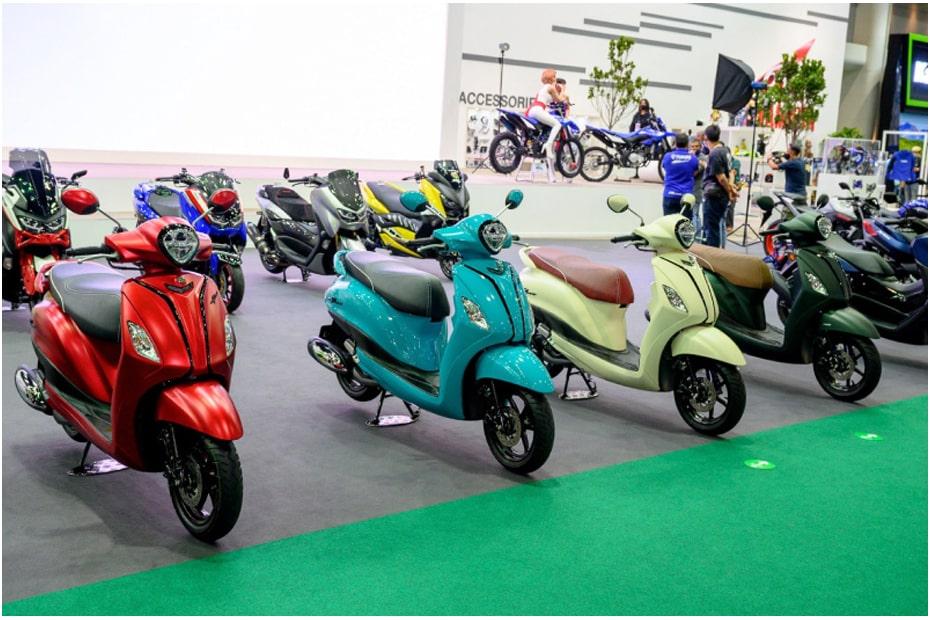 เปิดตัว Yamaha Grand Filano Hybrid 2020 อย่างเป็นทางการในประเทศไทย