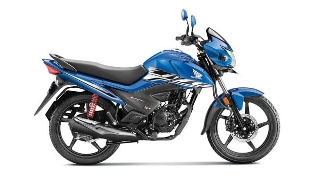 ฮอนด้า Livo BS6 2020 สีฟ้า