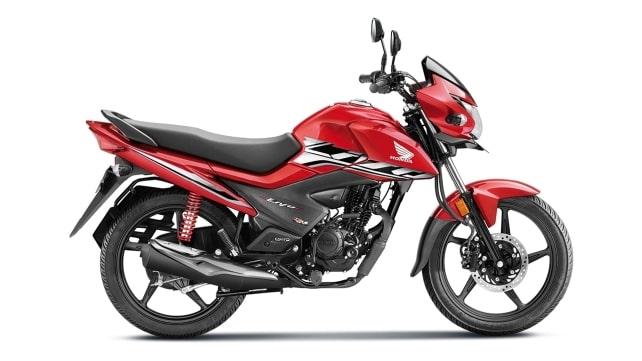 ฮอนด้า Livo BS6 2020 สีแดง