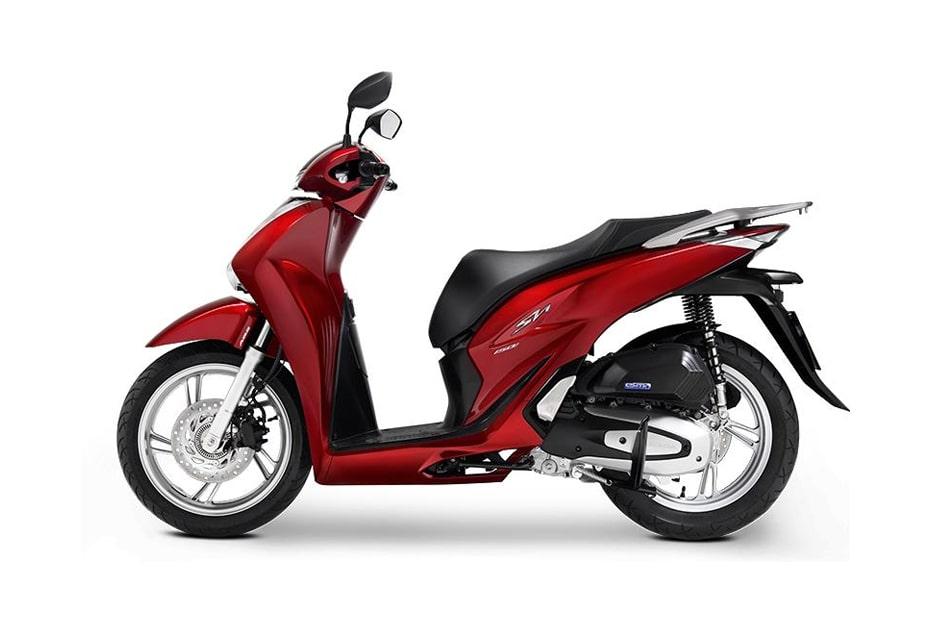 ฮอนด้า SH150i 2020 สีแดง