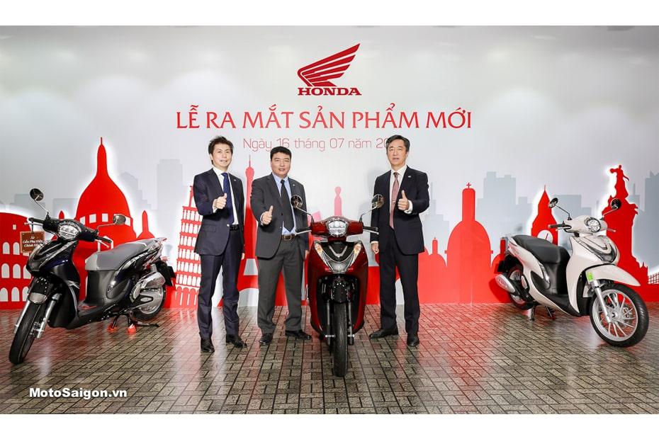 เปิดตัว Honda SH Mode 2020 อย่างเป็นทางการในเวียดนาม