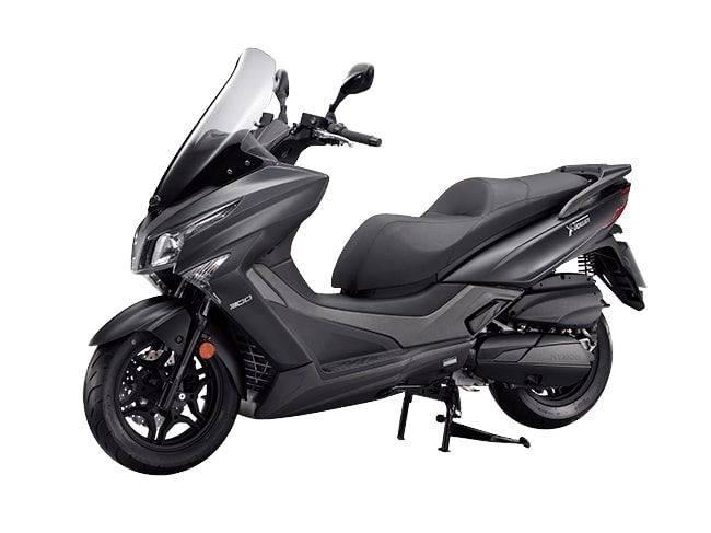 X-Town 250 2020 สีดำ