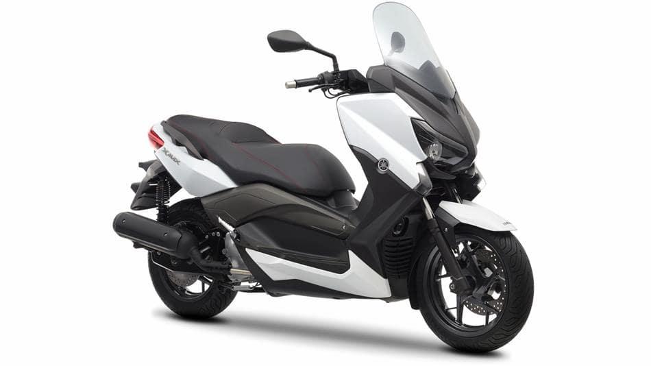 Yamaha อาจเตรียมพัฒนา x-max 125
