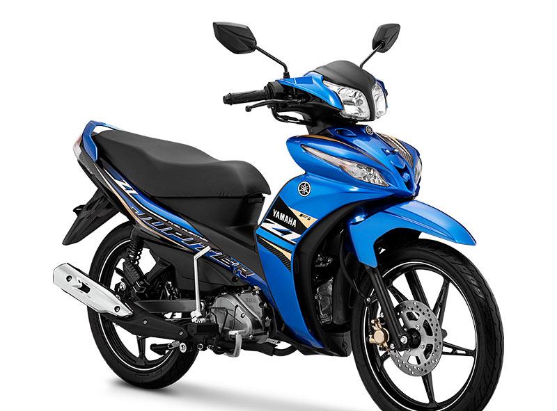 ยามาฮ่า Jupiter Z1 2020 สีน้ำเงิน