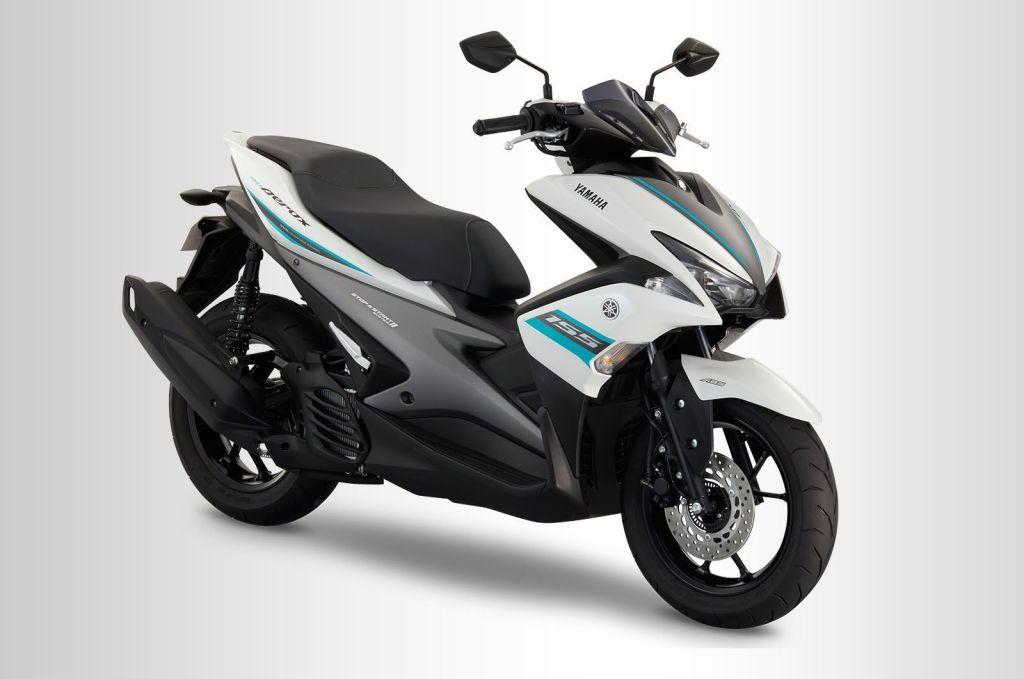 ยามาฮ่า Mio Aerox 155 2020 สีขาว